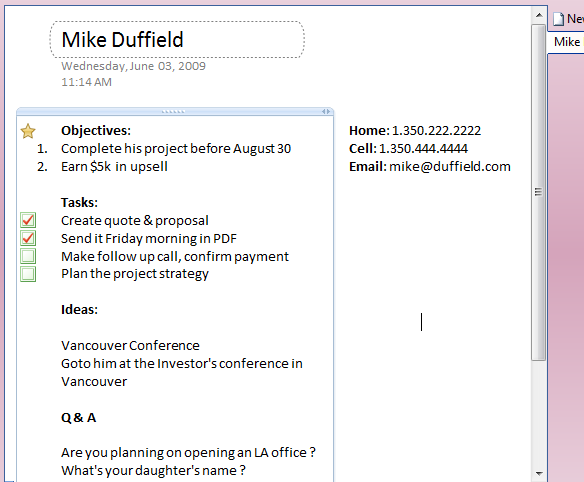 how to use onenote effectively