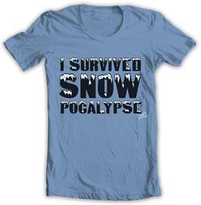 Snowpocalypse Tshirt