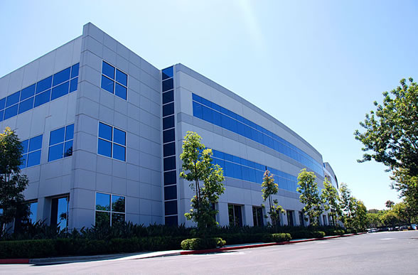Blizzard office photo