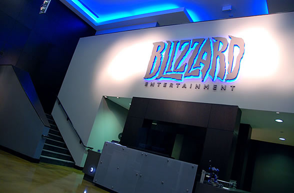 Blizzard office