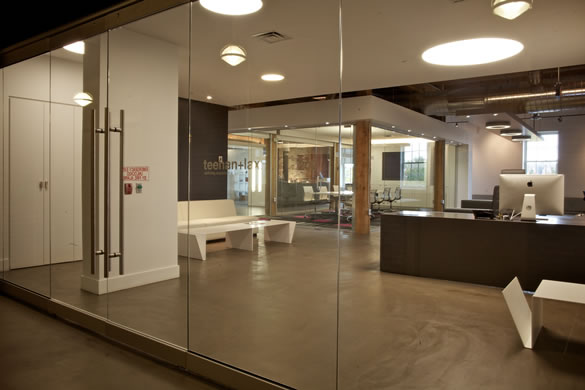 Teehan+Lax office