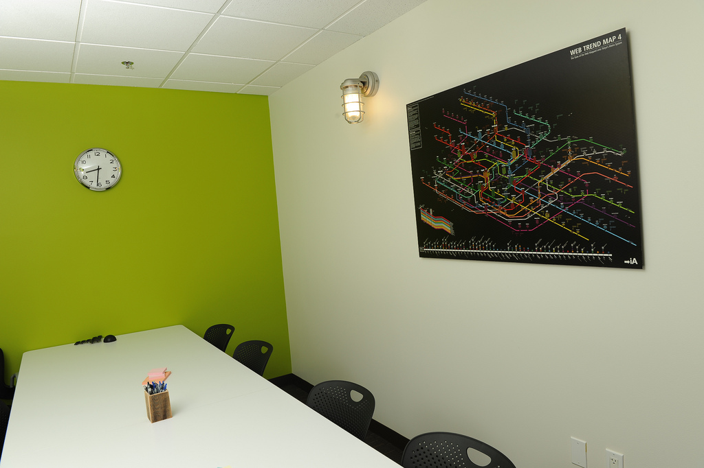 15 killer offices by tech companies for Grow room software