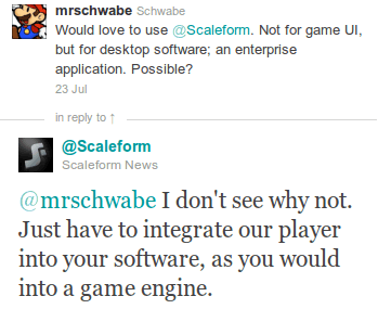 Scaleform discussion