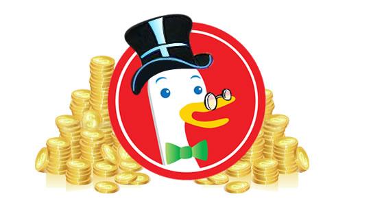 Scrooge McDuckDuckGo
