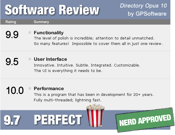 Directory Opus review
