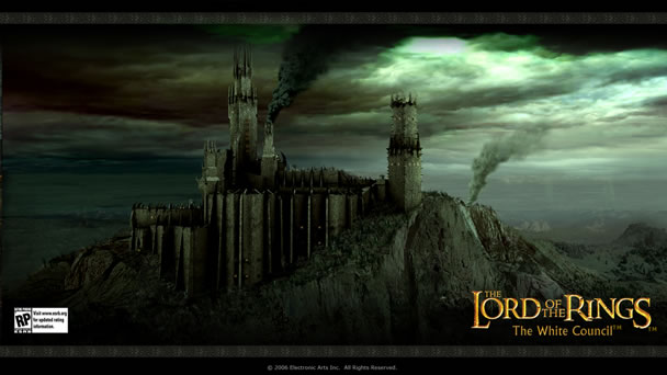lord of the rings desktop wallpapers. Lord of the Rings White Council 1920x1200 from CheatHappens.com