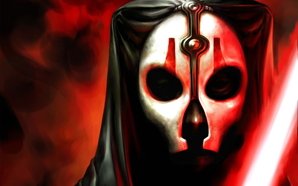 Star Wars: Knights of the Old Republic 2 1920 x 1200 from CheatHappens.com