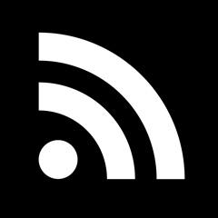 RSS symbol plain